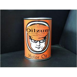 OILZUM ノベルティー貯金箱