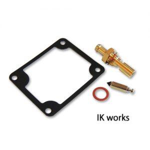 IK Works S&S Lキャブ用ニードルバルブキット
