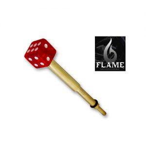 FLAMES オリジナル SUキャブレター用ダイスアイドルスクリュー