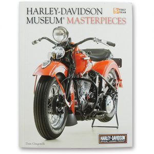 HDミュージアム MASTERPIECES BOOK