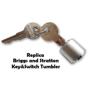 Briggs and Stratton B2-67キータンブラーセット