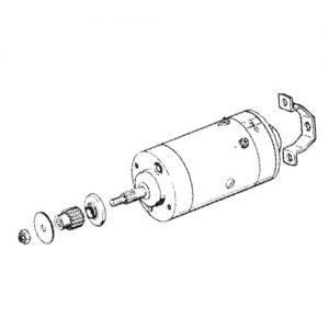 1959-81年XL用 14Tジェネレーターギアセット