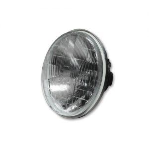 ハロゲンH4シールド変換ライト 5.75インチ FX/XL