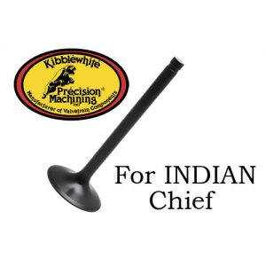 KPMI BLACK DIAMOND INDIAN CHIEF用バルブ