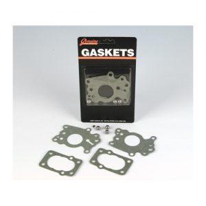 JAMES GASKET 45サイドバルブ用オイルポンプガスケットキット
