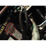 W&W ファブリックカバー オイル/ガソリンホース