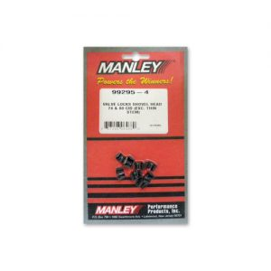 MANLEY 1936-84年ビッグツイン用バルブキーセット