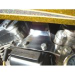 GLIDESTONE CYCLEエンジンハンガー XL用
