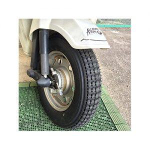 ALLSTATE Criusaire 10×3.50″ チューブレス スクータータイヤ