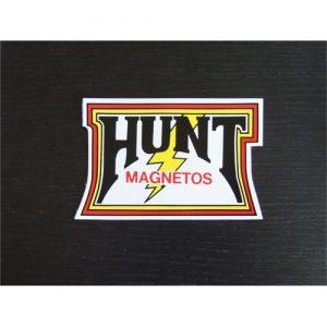 1990's JOE HUNT ステッカー