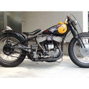 1937-73年 45サイドバルブ カムカバーガスケット