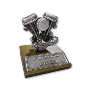 V-TWIN PANHEAD ミニチュアエンジン 高さ9cm