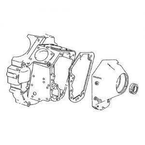 カムカバーガスケット 1993-99年EVO