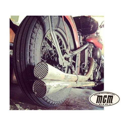 MCM Megaphone Mufflers