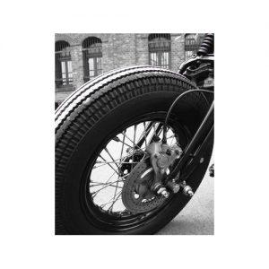 74スプリンガーフォーク ディスクブレーキキット用ブレーキパッド