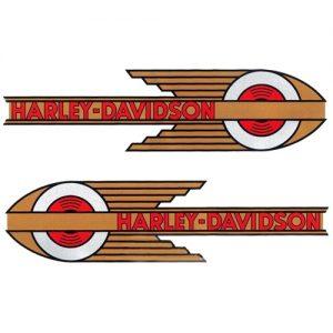1936-39年 タンクステッカーセット