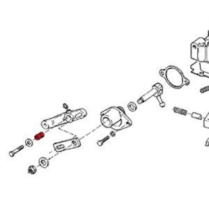 ロータリーミッション用シフターレバースペーサー