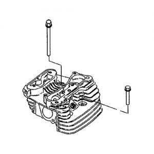 ツインカム/EVO/XL用 ヘッドボルト