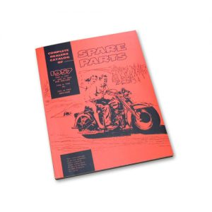 1949-57年PANHEAD/WL/G パーツリスト