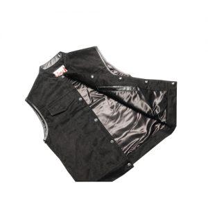 LIL JOE'S Black Magic Denim Vest Mサイズ