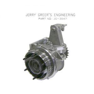 1936-53年CHIEF用4速オーバードライブトランスミッション