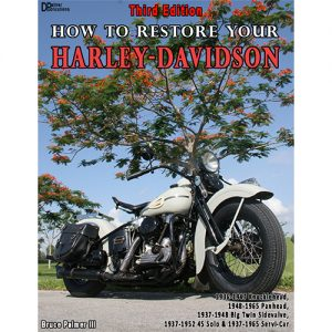 How To Restore Your Harley-Davidson 3rd Edition