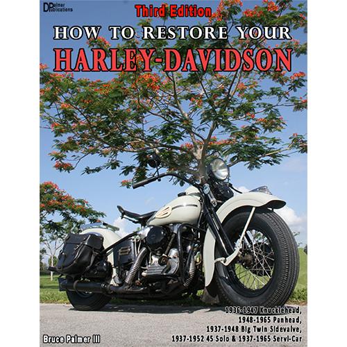 【入荷しました!】How To Restore Your Harley-Davidson 3rd Edition