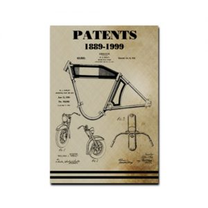 1989-99HDパテントブック