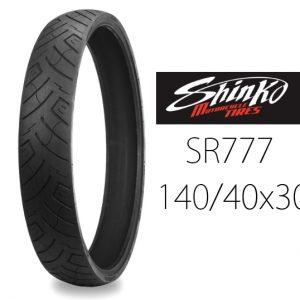 SHINKO SR777 140/40x30インチタイヤ