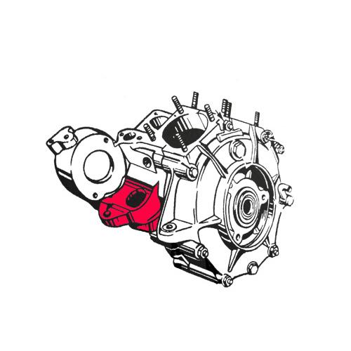 ジェネレーターモデルのケース溶接用ピース入荷!