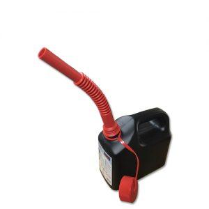 ガソリン携行ボトル 3L ブラック