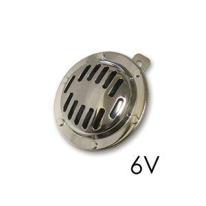 ユニバーサル6Vホーン 直径10.5㎝