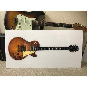 1959 LP 特大アクリルギターポスター 900x450mm