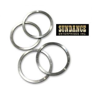 SUNDANCE T-SPECリークレスショベル用マニスペーサー(4枚入り)