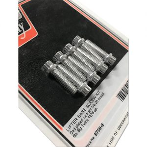 1976-99年 タペットスクリューキットCAD 1/4-20