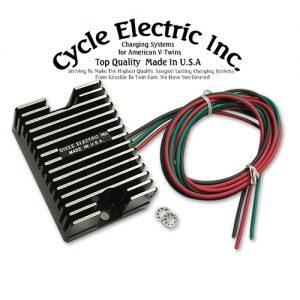 CE 65A用12VローアウトプットGEN用レギュレーター