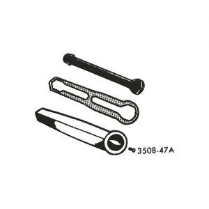 1947-50年レプリカエンブレム補修用固定ボルト