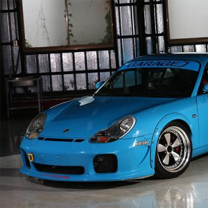 FRONT BUMPER For 996