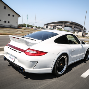 DUCK TAIL KIT For 997