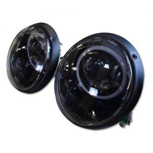 964/930用LED HEADLIGHT BLACK