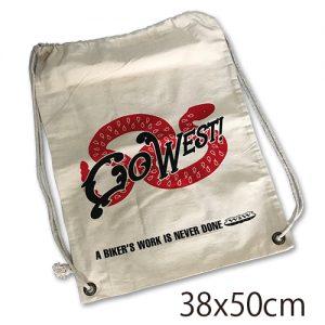 W&Wコットンバック 38x50cm