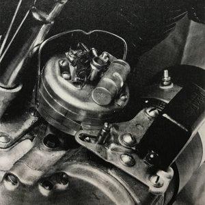 1936-46年BT用リレーマウント 74765-36