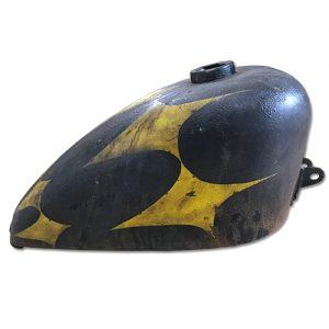 OLD SAUCE  AGEDガスタンク 【BLACK】