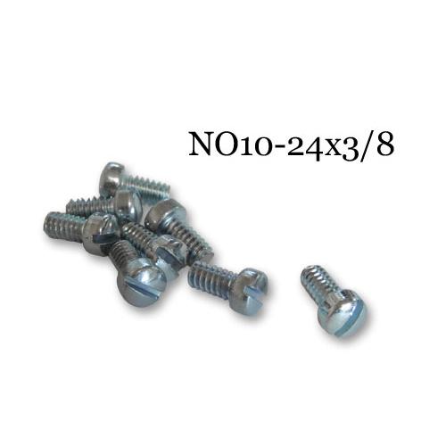 No10-24x3/8 Fillsterスクリュー