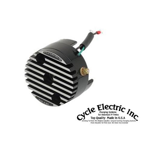 Cycle Electtric 65A用エンドカバーレギュレーター/LOW OUT