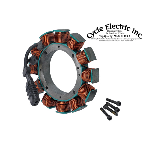 CYCLE ELECTRIC 1989-99年ビッグツイン用ステーターコイル